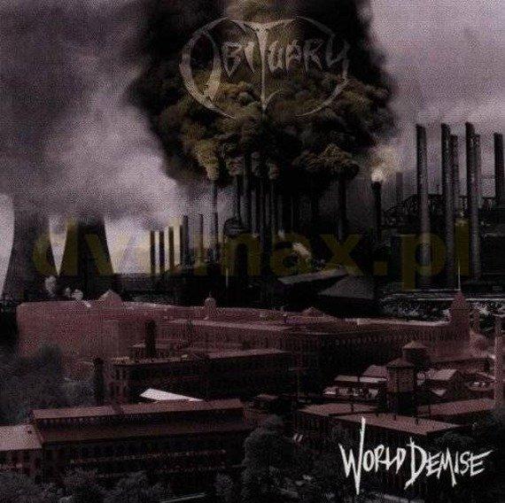 OBITUARY: WORLD DEMISE (CD)