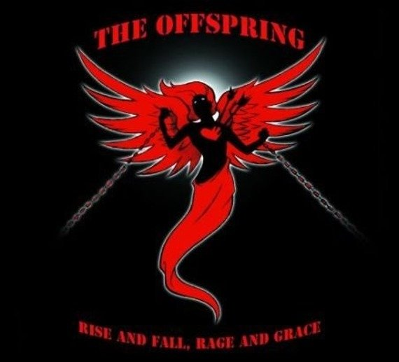 OFFSPRING: RISE AND FALL, RAGE AND GRACE (CD)