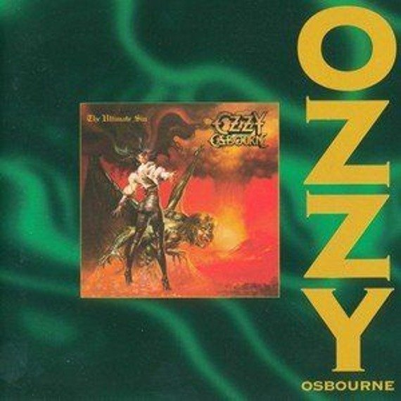 OZZY OSBOURNE : THE ULTIMATE SIN (REMASTERED) (CD)