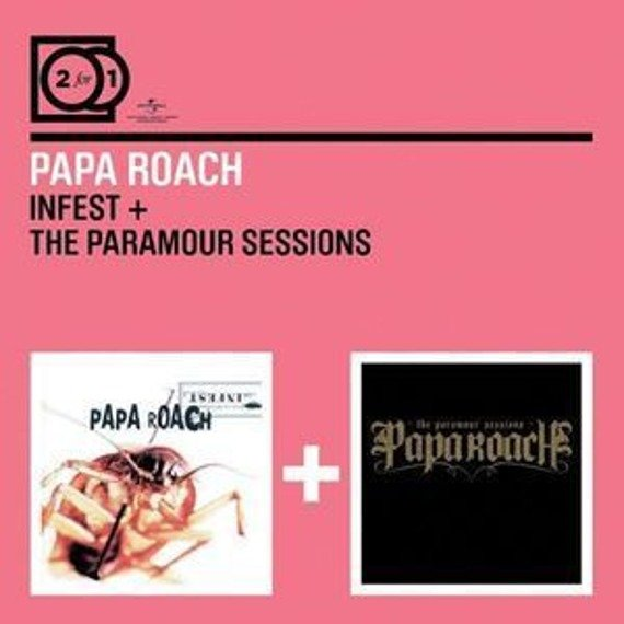 PAPA ROACH: INFEST / THE PARAMOUR SESSIONS (2CD)