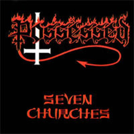 POSSESSED: SEVEN CHURCHES (LP VINYL)