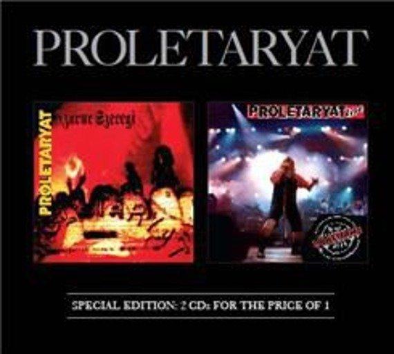 PROLETARYAT: CZARNE SZEREGI/ LIVE 1993 (2CD)