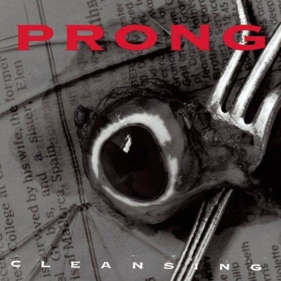 PRONG: CLEANSING (CD)