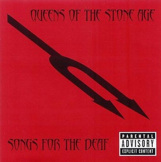 QUEENS OF THE STONE AGE: SONGS FOR THE DEAF (CD)