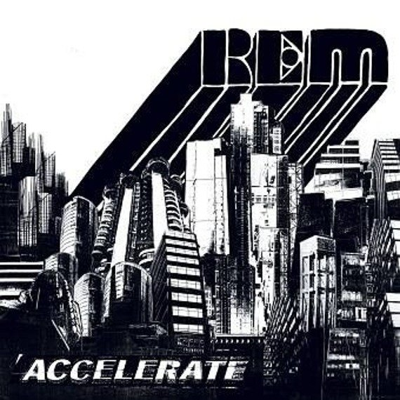 R.E.M. : ACCELERATE (LP VINYL+CD)