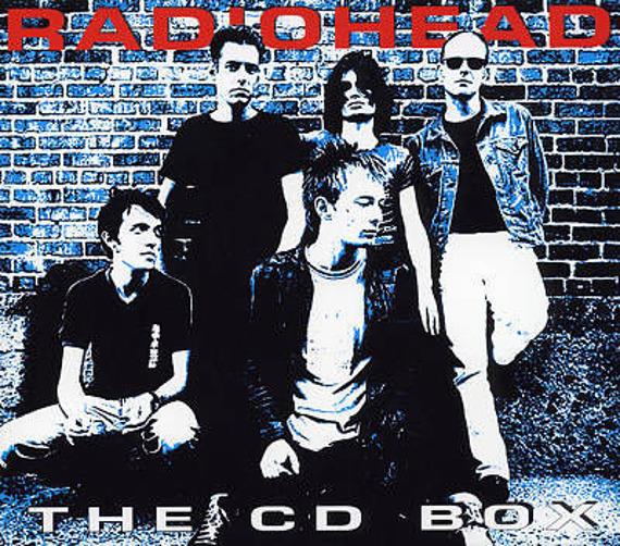 RADIOHEAD: THE CD BOX (3CD)