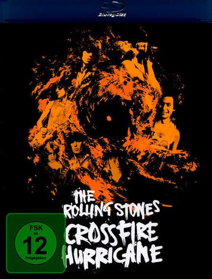 ROLLING STONES: CROSSFIRE HURRICANE (BLU-RAY)