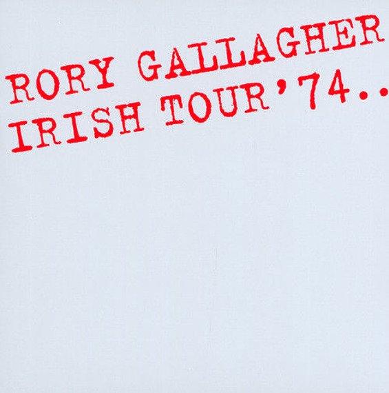 RORY GALLAGHER: IRISH TOUR 74.. (CD)