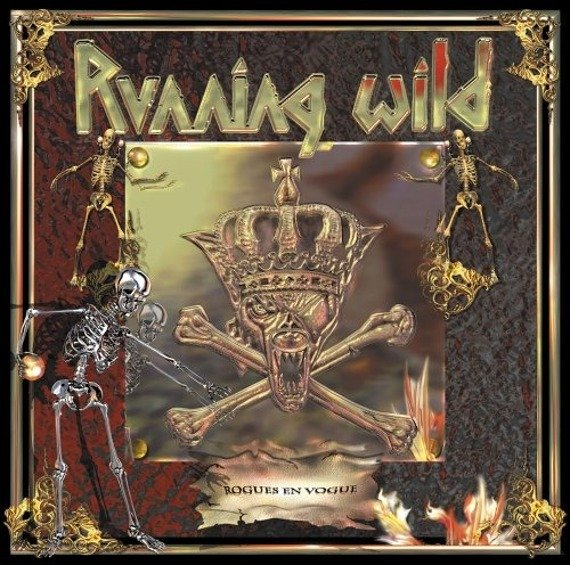 RUNNING WILD : ROGUES EN VOGUE (CD)