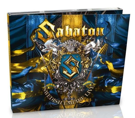 SABATON: SWEDISH EMPIRE LIVE (CD)