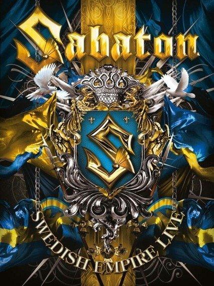 SABATON: SWEDISH EMPIRE LIVE (DVD)