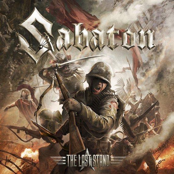 SABATON: THE LAST STAND (2LP VINYL)
