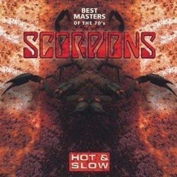 SCORPIONS: HOT & SLOW (CD)