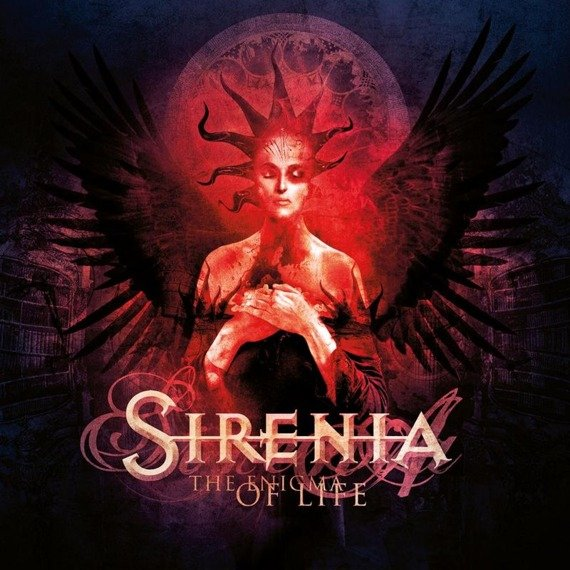 SIRENIA: THE ENIGMA OF LIFE (CD)