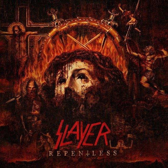 SLAYER: REPENTLESS (LP VINYL)