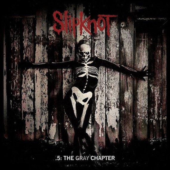 SLIPKNOT: 5: THE GREY CHAPTER (CD)