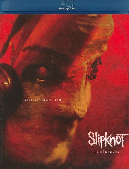 SLIPKNOT: {SIC}NESSES - LIVE AT DOWNLOAD (BLU-RAY)