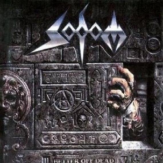 SODOM: BETTER OFF DEAD (CD)