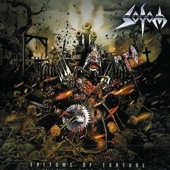 SODOM: EPITOME OF TORTURE (CD)