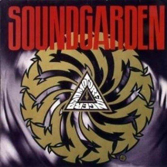 SOUNDGARDEN: BADMOTORFINGER (LP VINYL)