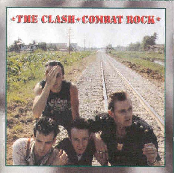 THE CLASH : COMBAT ROCK (CD)