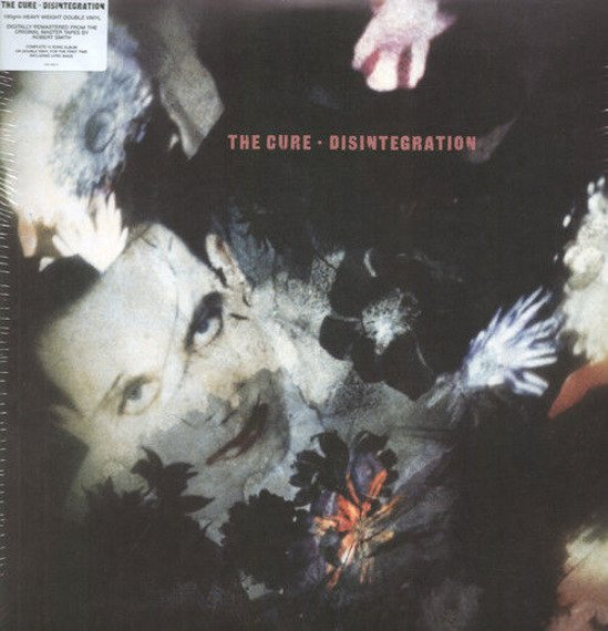 THE CURE: DISINTEGRATION (2LP VINYL)