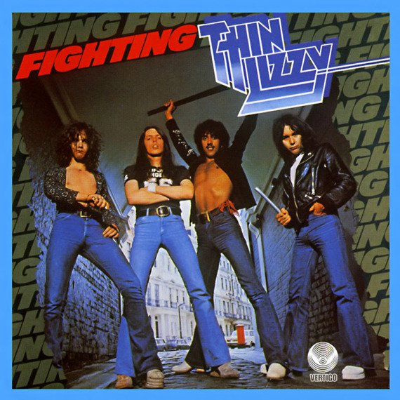 THIN LIZZY: FIGHTING (CD)