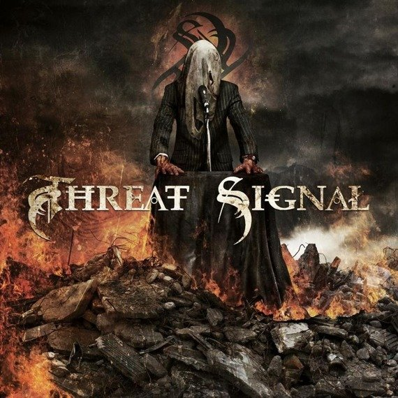 THREAT SIGNAL: THREAT SIGNAL (CD)