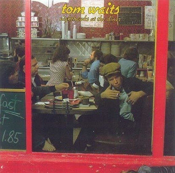 TOM WAITS: NIGHTHAWKS AT THE DINER (CD)