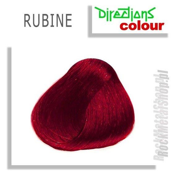 TONER DO WŁOSÓW RUBINE - LA RICHE DIRECTIONS