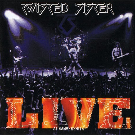 TWISTED SISTER: LIVE AT HAMMERSMITH (2LP VINYL)