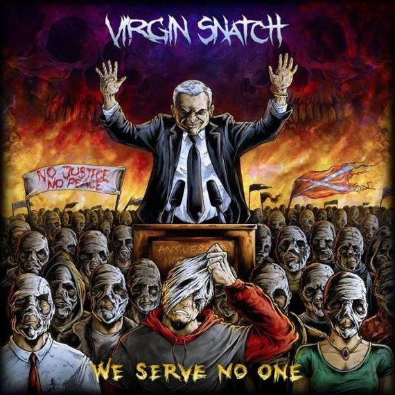 VIRGIN SNATCH: WE SERVE NO ONE (CD)