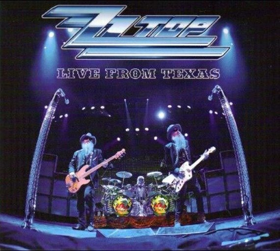 ZZ TOP: LIVE IN TEXAS (2LP VINYL)