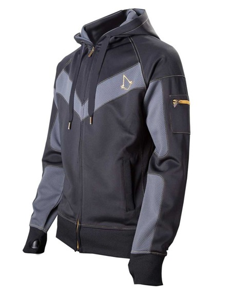bluza ASSASSIN'S CREED - SYNDICATE, rozpinana z kapturem