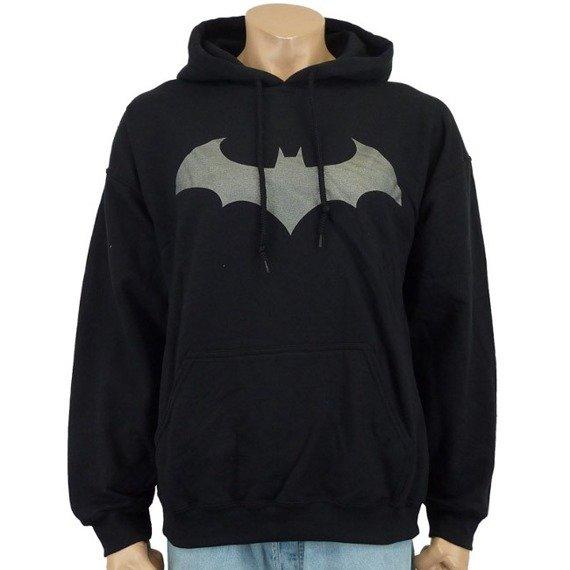 bluza BATMAN - MODERN LOGO FOIL