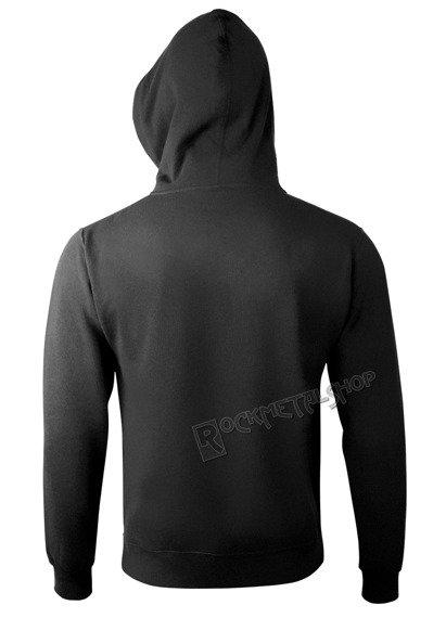 bluza BLACK CRAFT - RAM PRIEST rozpinana, z kapturem