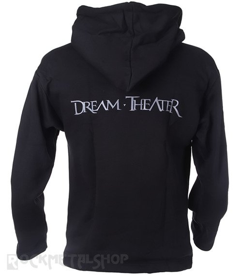 bluza DREAM THEATER czarna, z kapturem