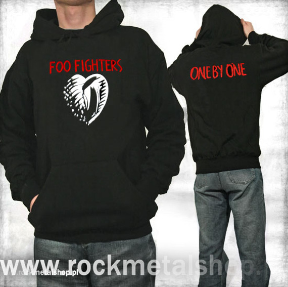 bluza FOO FIGHTERS - ONE BY ON