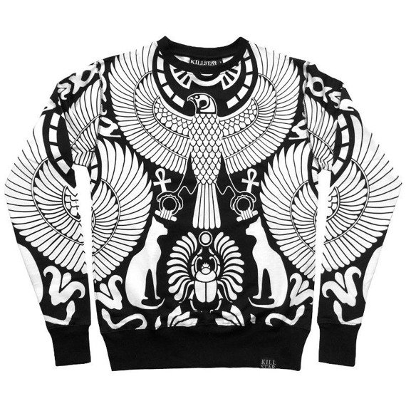bluza KILL STAR - VULTURE, bez kaptura