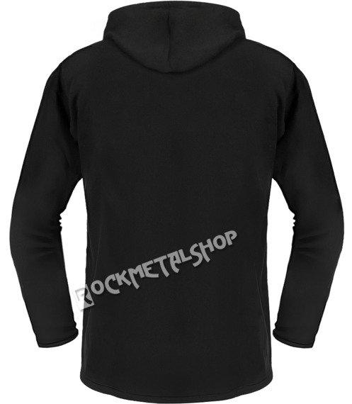 bluza THE BILL - POCZĄTEK KOŃCA czarna, z kapturem
