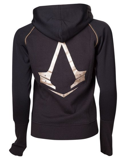bluza damska ASSASSIN'S CREED - SYNDICATE, rozpinana z kapturem