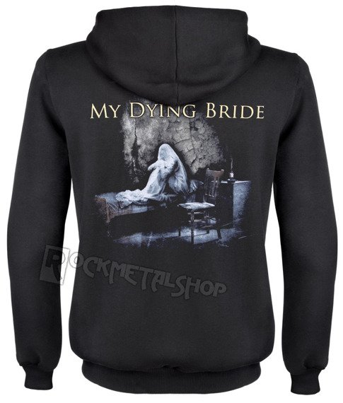 bluza rozpinana MY DYING BRIDE - A MAP OF ALL OUR FAILURES