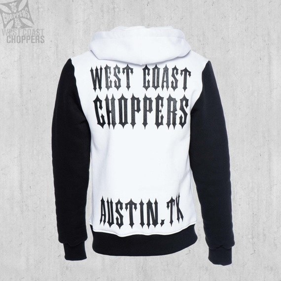 bluza rozpinana WEST COAST CHOPPERS - CHOPPERS FOR LIFE