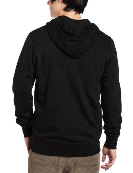 bluza rozpinana z kapturem METAL MULISHA - PROTRUDE czarna