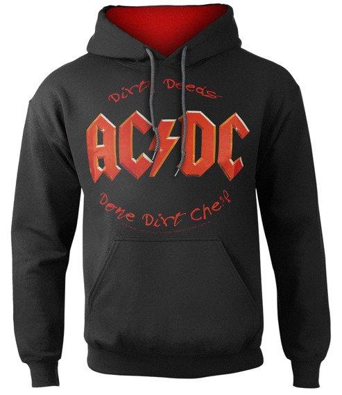 bluza z kapturem AC/DC - DIRTY DEEDS