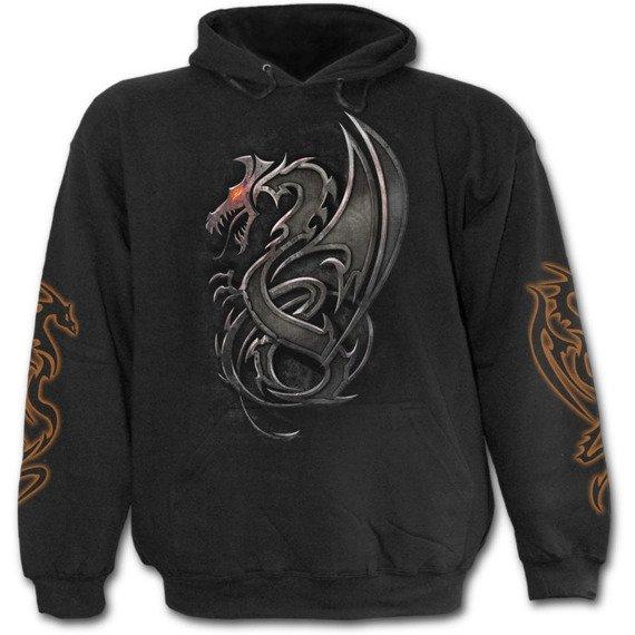 bluza z kapturem DRAGON SLAYER