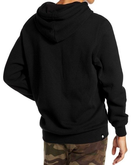 bluza z kapturem METAL MULISHA - PARALLEL czarna