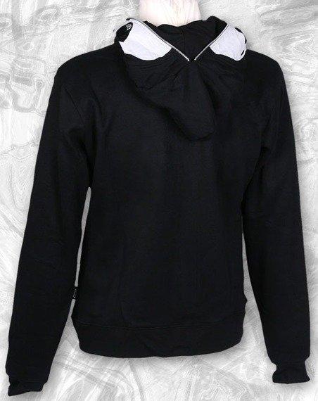 bluza z kapturem SKELETON