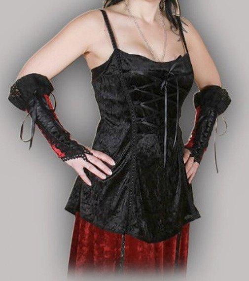 bluzka MAGGY czarna [GT218] Laughing Vampire