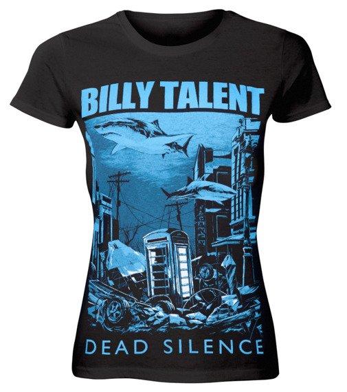 bluzka damska BILLY TALENT - DEAD SILENCE